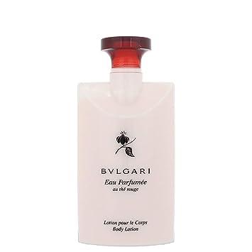 68b985d9916 Bulgari Eau Parfumée au thé Rouge Body Lotion  Amazon.fr  Beauté et ...