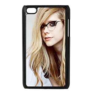 Geeky Avril Lavigne iPod Touch 4 Case Black phone component RT_172309