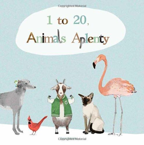 1 to 20, Animals Aplenty - Tamworth Pictures