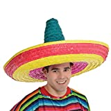 Amscan Large Mexican Hat Costume Accessories