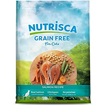 Nutrisca Salmon Cat Food Review