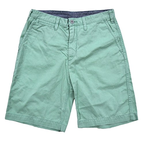 Polo Ralph Lauren Mens Relaxed Fit Chino Shorts (32, Offshore Green)