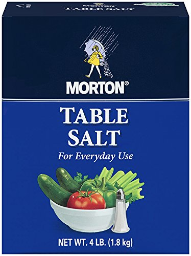 Morton Table Salt Pound Pack