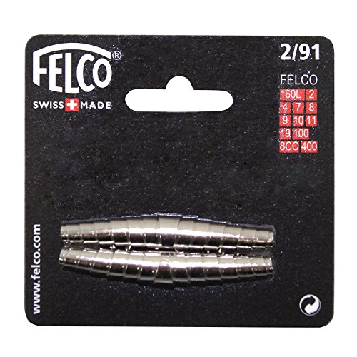 Felco 291 Replacement Springs for Felco Pruners Models, 2-Pack
