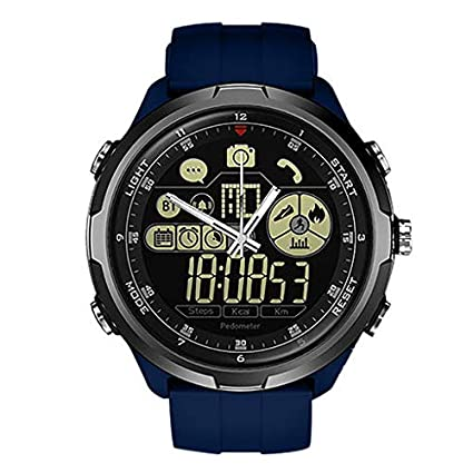 Amazon.com: Criforry 2019 New Watch Zeblaze Vibe 4 Hybrid ...