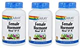 Solaray – Female Hormone Blend Sp-7c (540 Easy-to-Swallow Caps) For Sale