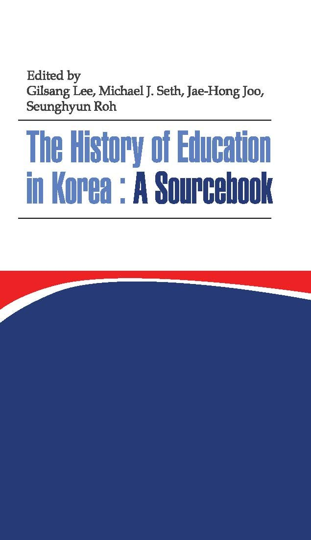 Download The History of Education in Korea: A Sourcebook pdf