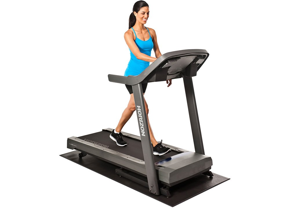 Horizon Fitness T101-04 Treadmill – Award Winning Treadmill