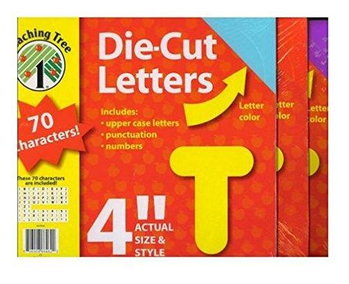 Die-cut Letters
