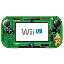 HORI The Legend of Zelda Retro Protector for WII U Game Pad Officially Licensed by Nintendo - The Legend of Zelda Edition