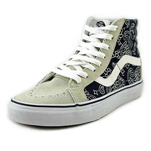 Vans Sk8-hi Reissue Women Us 6 Ivory Sneakers