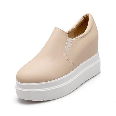 Chaussures à élastique Casual femme G6uCTMJW