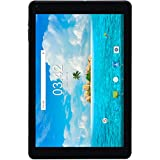 Utopia Home 10.1-Inch Android 7.0 Tablet - 2GB RAM - 5MP AF Rear & 2MP FF Front Camera - 1.3GHz Quad-Core Processor - 3G (WCDMA 850/1900/2100MHz), Wi-Fi, Bluetooth - 16GB Storage - Leather Case