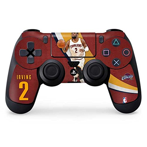 Cleveland Cavaliers PS4 Controller Skin - Irving #2 Action Shot Cleveland Cavaliers | NBA & Skinit Skin