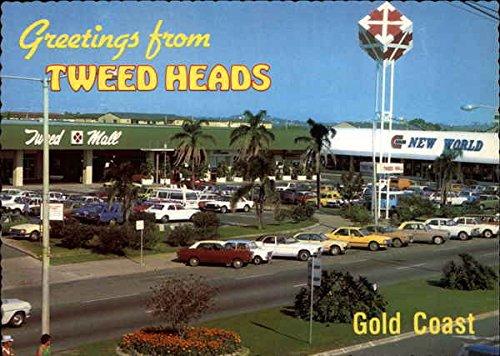 Tweed Mall Shopping Centre Tweed Heads, Australia Original Vintage - Tweed Shopping