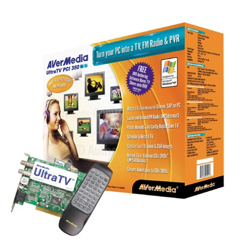AVERMEDIA ULTRATV PCI WINDOWS VISTA DRIVER