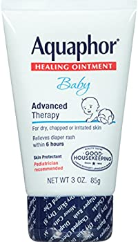 3-Pk Aquaphor Baby Healing Ointment Skin Protectant 3-oz