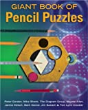 Giant Book of Pencil Puzzles, Peter Gordon and Mike Shenk, 140271050X