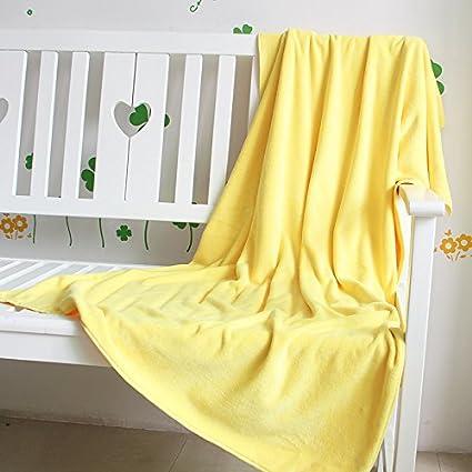 yxyqshop microfibra gruesos más absorbente toallas suaves pelusa no fade 80 x 140 cm Super Suave