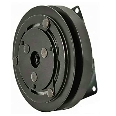 """AirSource 5031 A/C Clutch (6""""Dia 1 Groove 1 Wire): Automotive"""