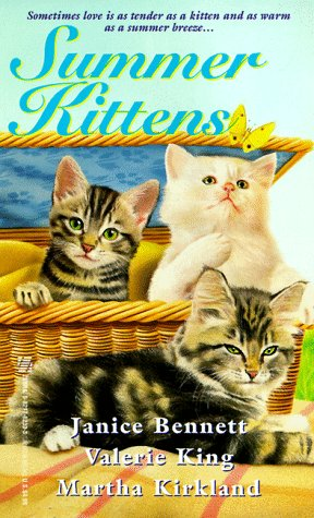 book cover of Summer Kittens