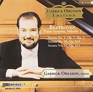 Garrick Ohlsson Edition, Vol. 3 - Beethoven Piano Sonatas, Vol. 2