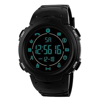 Amazon.com: Mens Watches,Fxbar Cool Digital Sports Watch LED ...