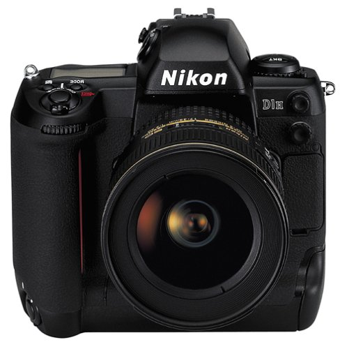 Nikon D1H 2.66MP Digital SLR Camera