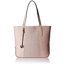 Diana Korr Womens Shoulder Bag PinkDK40HLPNK