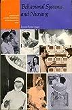 Behavioral Systems and Nursing, Jeanine Roose Auger, 0130744840