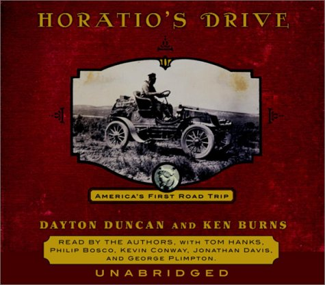 Horatio's Drive: America's First Road Trip by Random House Audio
