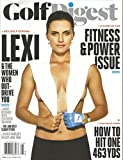 Golf Digest Magazine (May 2015,Lexi Thompson,Michelle Wie)