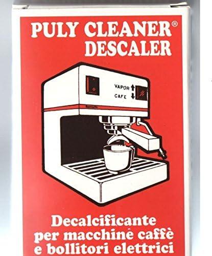 CAFETERA ESPRESSO 6 DECALCIFICANTE CONF. SOBRES UNIVERSAL 30 G, COLOR ROSA: Amazon.es: Hogar