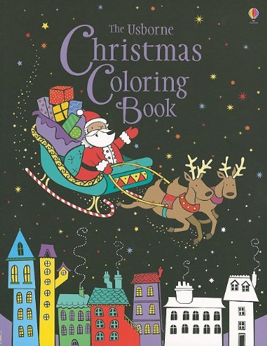 Read Online Christmas Coloring Book pdf epub