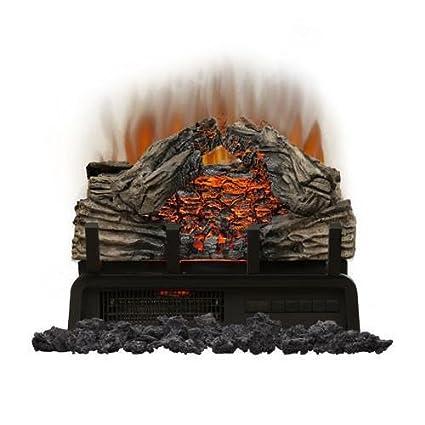 amazon com fireplace napoleon woodland 18 electric logs set rh amazon com menards electric fireplace logs electric fireplace logs no heat
