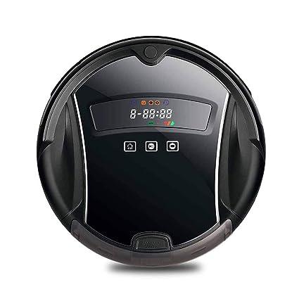 RZ Smart Robot Aspiradora 1200 Succión Alta Auto Silenciosa Autocarga Drop Senor Inteligente Limpiador Robótico De