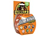 """Gorilla Tape, Crystal Clear Duct Tape, 1.88"""" x 9 yd,..."""
