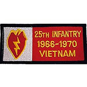U.S. Army 25th Infantry Division Vietnam Patch