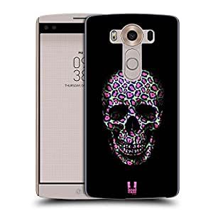 Head Case Designs M Bolted Initials Hard Back Case Cover for LG Optimus G E975