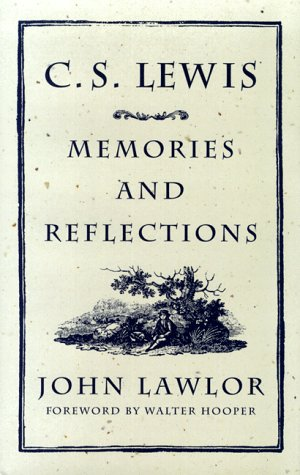 C.S. Lewis: Memories and Reflections ebook