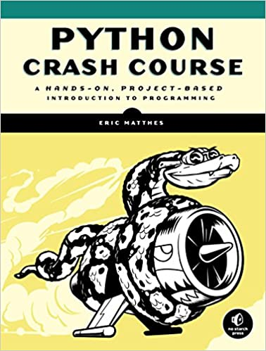 Python Crash Course, 2nd Ed. by Eric Matthes