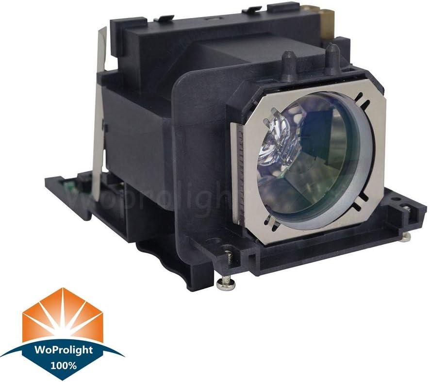 Woprolight ET-LAV400 Replacement Projector Lamp with Housing for PANASONIC PT-VW530 PT-VW530N PT-VW530U PT-VW535 PT-VW535N PT-VW535U PT-VX600 PT-VX600N PT-VX600U PT-VX605 PT-VX605N