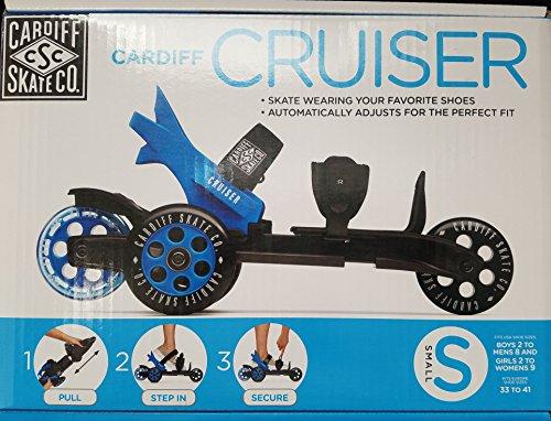 Cardiff Skate Company Cruiser 3-Wheel Skates