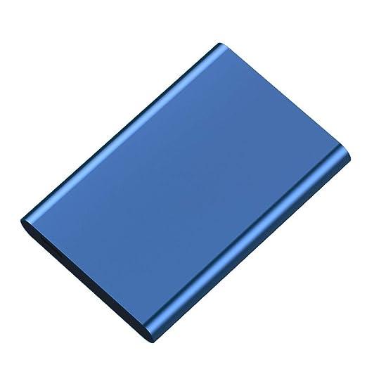 HWENJ Disco Duro Externo De 2.5 Pulgadas Caddy Sata Ssd HDD 160GB ...