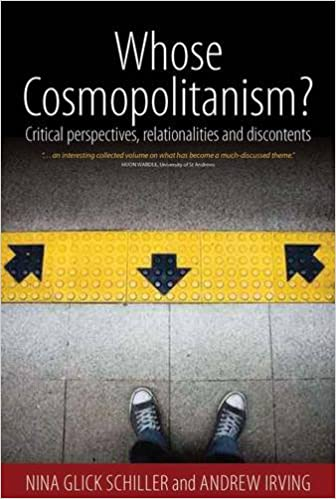 Book Whose Cosmpolitanism?: Critical Perspectives, Relationalities and Discontents