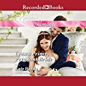 Crown Prince, Pregnant Bride Audiobook by Kate Hardy Narrated by Louisa Jane Underwood