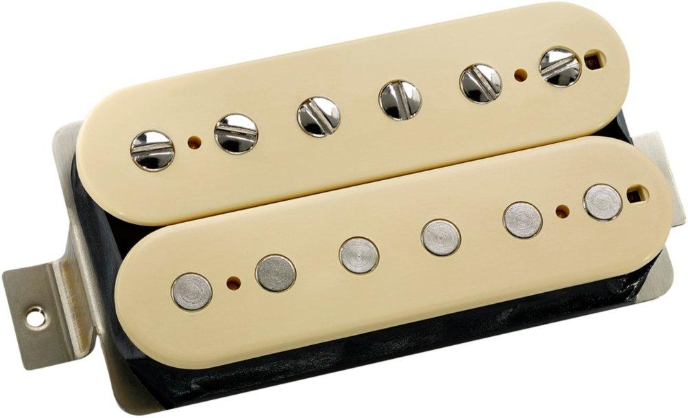 DIMARZIO DP274 PAF 59 cuello Posición pastilla Humbucker para guitarra eléctrica, Crema, Regular espacio: Amazon.es: Instrumentos musicales