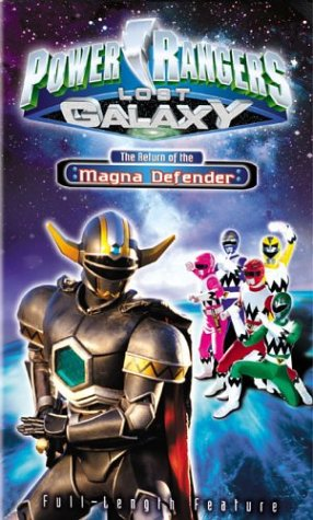 Power Rangers Lost Galaxy: Return of Magna [VHS] [Import] B00005Y786