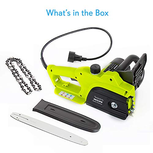 SereneLife PSLTLL1516 Electric - Chain-Saw Cutter -