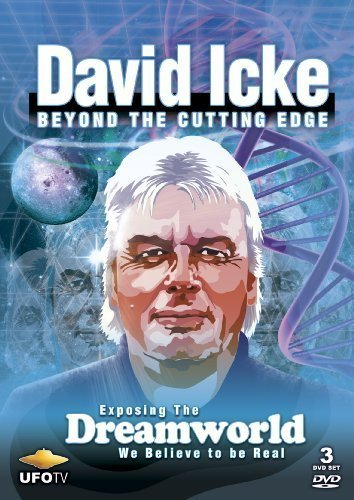 David Icke: Beyond the Cutting Edge 3-DVD Special Edition by UFO TV & Spirit Culture Media by Miki Zoric